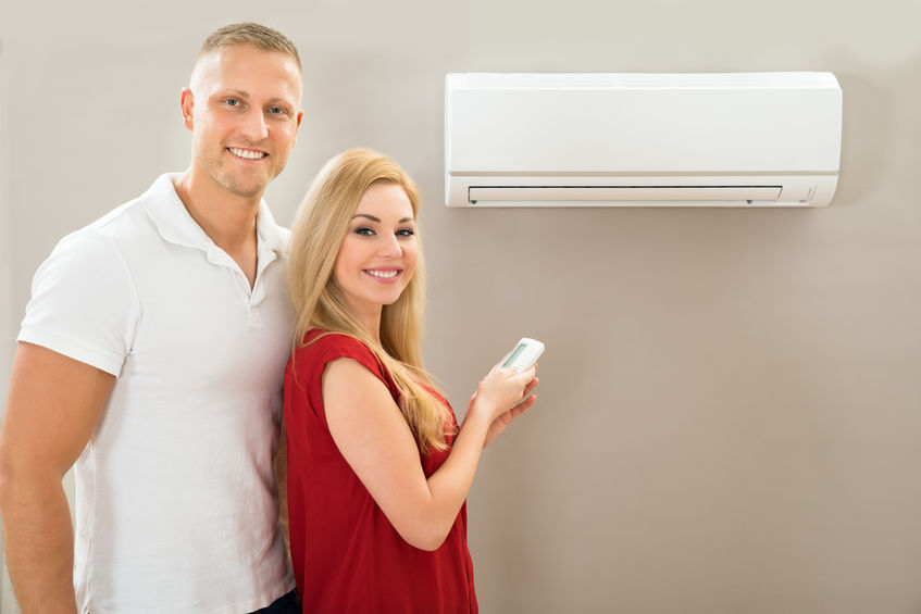 Principe de fonctionnement de la climatisation réversible